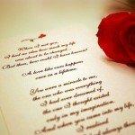 Amarres para que se muera por poseerte con las cartas de amor