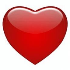 Hechizos de amor con un corazón