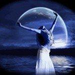 Hechizos de amor de la Diosa de la Luna