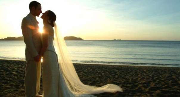 Hechizos de amor para recién casados
