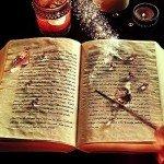 Libro de hechizos de las brujas