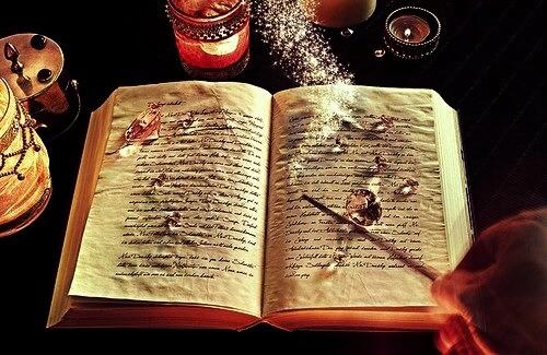 Libro de hechizos de amor secreto